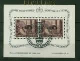Liechtenstein Mi # Block 4 Sonderstempel Briefmarkenausstellung (42486)