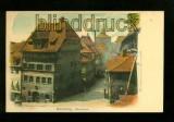 NÜRNBERG farb-AK Dürerhaus ungebraucht (d6064)