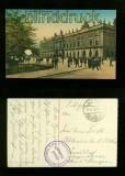 BERLIN farb-AK Ruhmeshalle 1916 (d6083)