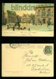 Bremen farb-AK Marktplatz 1905 (d6089)
