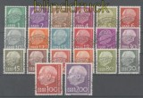 Saarland OPD Mi # 380/99 gestempelt Heuss (I)  (42658)