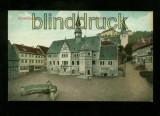 BLANKENBURG farb-AK Marktplatz ungebraucht (d6165)
