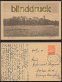 Bad Altheide sw-AK Klosterhof Bahnpost 1922 (d6986)