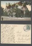 CHEMNITZ farb-AK von Zimmermann´sches Sanatorium 1914 (d0163)