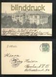 DÖBELN sw-AK Gruss aus ..... Realschule 1907 (d6879)