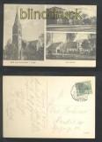 GRÜNHEIDE sw-AK Gruß aus ..... drei Ansichten 1913 (d6935)