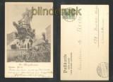 STETTIN sw-AK Der Manzelbrunnen 1903 (d6948)