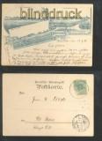 HAMMERSTEIN sw-AK Gruss vom Schiessplatz 1897 (d6973)