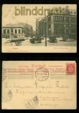 BERGEN sw-AK Börsen og Norges Bank 1907 (a1076)