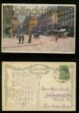 WIEN farb-AK Kärtnerstrasse Künstlerkarte 1922 (a1086)