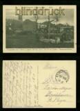 BARONCOURT-ETAIN  sw-AK Kriegergrab von 7 Mann Feldpost 1915 (a2017)