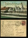 MOSKAU farb-AK Kreml 1913 (a2058)
