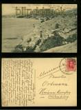 MALAGA sw-AK El Pedregalejo 1914 (a2089)