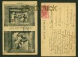 ABOMEY sw-AK Bas-Reliefs im Königspalast 1912 (a2098)
