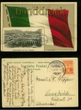 Mexiko farb-Präge-AK CHIHUAHUA des de la Catedral 1930 (a2101)