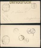 Italien 1867 Königlicher Brief von Vittorio Emmanuele d´Italia TOLVE (43315)