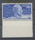 Bund Mi #  116 Heinrich von Stephan postfrisch UPU (43373)