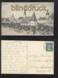 ALTÖTTING sw.AK Kapellplatz mit Basilia St. Anna 1928 (d0238)