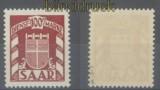 Saarland Dienst Mi # D 44 postfrisch Wappen des Saarlandes (43612)