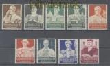 dt. Reich Mi # 556/64 postfrischer Ständesatz 1934 (43618)