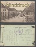HAGENAU HAGUENAU (Bas Rhin) sw-AK Place d´Armes Feldpost 1942 (d7098)