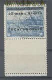 Böhmen und Mähren Mi # 19 LS gestempelt Brünn (43685)
