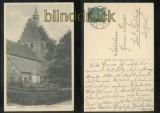 GEHRDEN sw-AK Ev. Kirche mit Kriegerdenkmal 1928 (d7074)