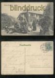 BAD IBURG sw-AK Forsthaus Freudenthal 1903 (d7079)