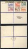 Jersey Mi # 3/8 Satz-Brief 29.7.1943 (43979)