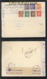 Frankreich Auslands-Zensur-Brief Paris 1942 nach Ungarn (44106)