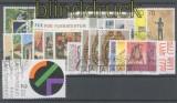 Liechtenstein Jahrgang 2001 komplett gestempelt (44327)
