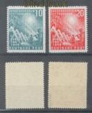 Bund Mi #  111/12 postfrisch Bundestag gepr. Schlegel BPP (44488)