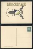 DARMSTADT farb-AK Sudentenverbindung Nassovia ungebraucht ca. 1928 (d7112)