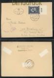 Österreich Mi # 969 FDC als  Auslands-Zensur-Brief Wien 26.1.1952 (44305)