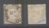 dt. Reich Mi #  11 gestempelt 18 Kreuzer kleiner Schild (44413)