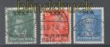 dt. Reich Mi # 407/09 Internationales Arbeitsamt gestempelt (44417)