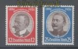 dt. Reich Mi # 542 und 543 y Kolonialforscher postfrisch (44419)