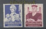 dt. Reich Mi # 563 und 564 postfrisch Höchstwerte Ständesatz 1934 (44420)