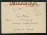 Böhmen und Mähren DDP S S  Feldpost 2. Weltkrieg 1940 (43272)