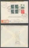 dt. Reich Mi # Block 7 in MiF R-Brief SSt. Berchtesgaden 1937 (43087)