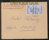 dt. Reich Feldpost 2. WK Luftpost-Feldpostbrief FP # 59070 Organisation Todt 1945 (43097)
