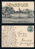 MAGDEBURG sw-AK Kaiser Wilhelm-Platz 1911 (d7272)