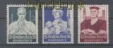 dt. Reich Mi # 562/64 Höchstwerte Ständesatz 1934 ungebraucht mit Falz (44688)