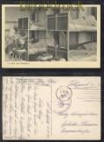 dt. Reich Feldpost 2. WK sw-AK Bild des Friedens Bildserie 22a/841 8.10.1940 (44624)