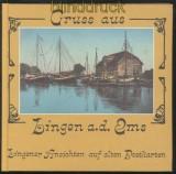 Albert Vennekamp: Lingener Ansichten auf alten Postkarten Band 1 und 2  (70069)