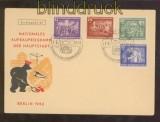 DDR Mi #  303/06 Ersttagsbrief FDC Sonderstempel SSt. (44714)