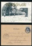 HAMBURG sw-AK Horn Rudolfstrasse 1900 (d7148)