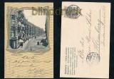 HAMBURG sw-AK Eilbeck Jungmannstrasse 1904 (d7165)
