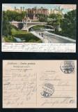 HAMBURG farb-AK Helgoländer Weg und Seewarte 1906 (d7168)
