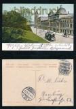 HAMBURG farb-AK Bei der Hauptpost 1906 (d7171)